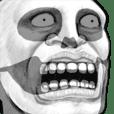 Skinhead old man (overseas)