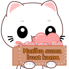 Miki The Cat : Message Stickers