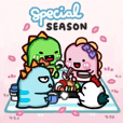 "Chobo and friends : ""Special season"""