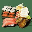 Sushi dude