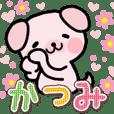 Ham-Inu for Katsumi