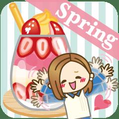 OTONA-YASASII 4 spring