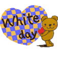 [White day]Thank one who you love!