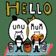 Mr.unu&Ms.nun