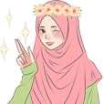 Hijab Chic: Animated Vol. 2 (Sachet)