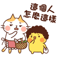 小花貓和小黃鴨的快樂日常 動態篇