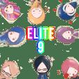 ELITE 9 Hijab Friends