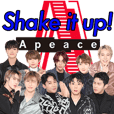 Apeace[Shake it up!]