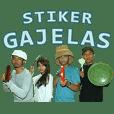 Stiker Gajelas