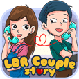 LDR Couple Story : Mini Pack (Animated)