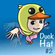 Duck Hat #2