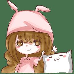 枕頭少女 3