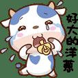 adorable cow