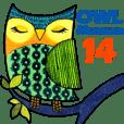 フクロウ 博物館 14
