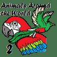 Animals around the World 2
