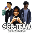 SGB Team : Mini Family Pack