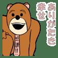 Super Working bear