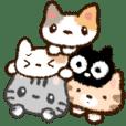 Crayon's Cats