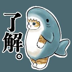 サメにゃん