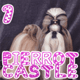 PIERROT CASTLE Sticker