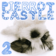PIERROT CASTLE Sticker2