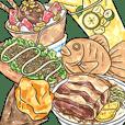 台灣夜市美食 4