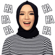 The Monochrome Hijab Style Enthusiast v2