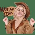 Cithatha: Cowgirl Hijab Vol. 3 (Sachet)