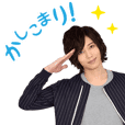 TOSHIYUKI SOMEYA Animation Sticker
