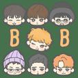 irving>Block B(ブロックビー)