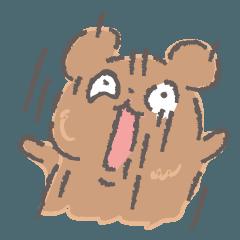 蠟筆森林 – 奇怪小動物的日常