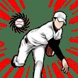 野球スタンプ集3
