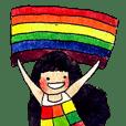 PLUDDIE's Rainbow