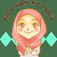 Annisa Hijab Girl : Ramadhan Sachet