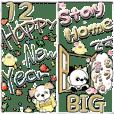 (Big)Shih Tzu Dog12[new Year]
