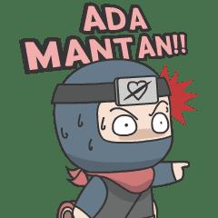 Ninja Baper (Animated)