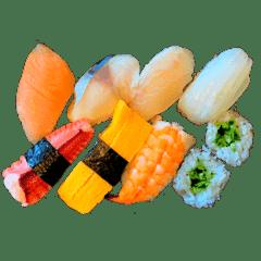 すし 寿し 寿司 スタンプ 5