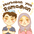 Sticker Ramadhan Special P1