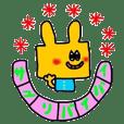 sayurichan sticker