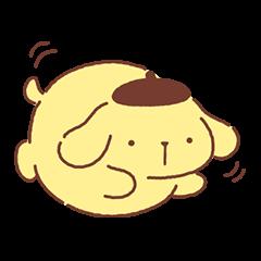 布丁狗(吃飽飽篇)