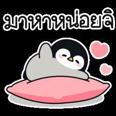 Baby of a Gentle Penguin