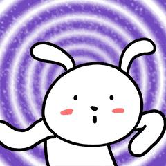 White Weird Rabbit : Going Crazy