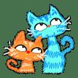 Double Cats咪咪美美雙貓寶貝