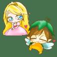 ~カスタード姫とメイプル~