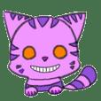 チェシャネコ子猫