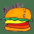 HOKUHOKU NA Sticker