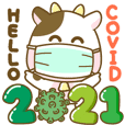 Covid Cow 2021(English)
