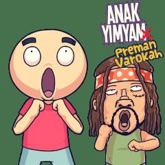 Anak Yimyam X Preman Varokah