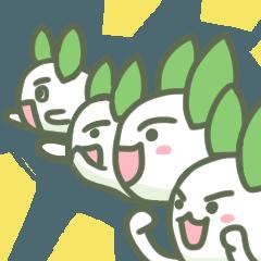 梨梨–激動日常
