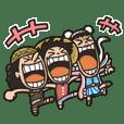 動く☆ONE PIECEスタンプ第2弾